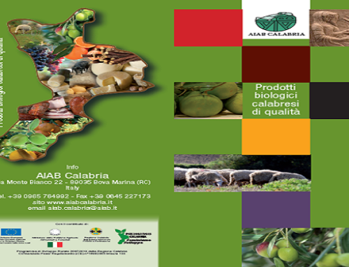 QUALITA'BIO. Informazione e promozione dei prodotti biologici calabresi.