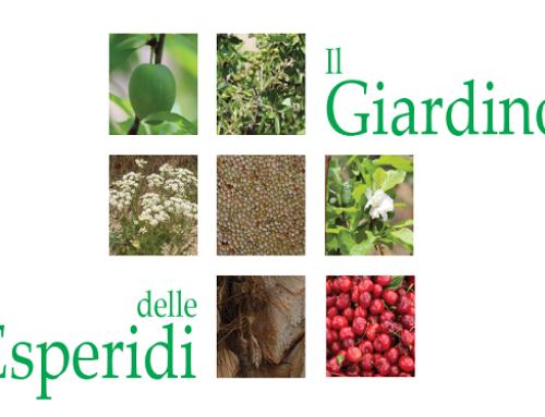 IL GIARDINO DELLE ESPERIDI. Salvaguardia della biodiversità erbacea e frutticola calabrese.