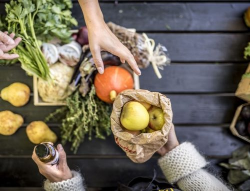 Il mese di ottobre nell'orto tra semine, lavori e raccolti.