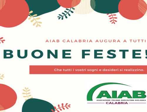 Buone Feste da AIAB Calabria